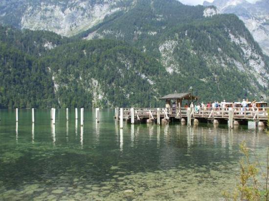 Konigsee ภาพถ่าย