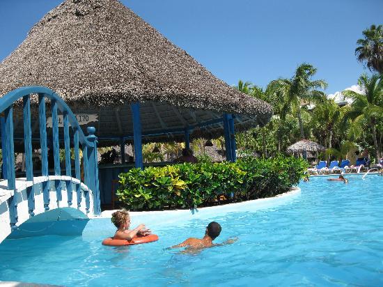 Sol Palmeras: the pool bar