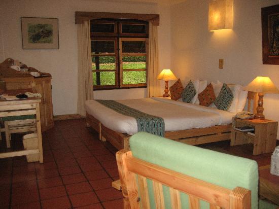 Spice Village : Inside the cottage