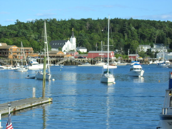 Boothbay Harbor, ME: Booth Bay Harbor