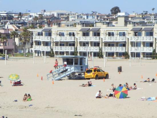 เฮอร์โมซาบีช, แคลิฟอร์เนีย: Hermosa Beach, Kalifornien, USA