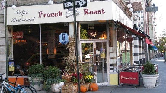 French Roast Cafe Downtown