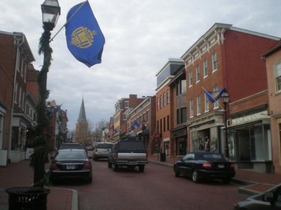 แอนแนโพลิส, แมรี่แลนด์: Annapolis, Maryland