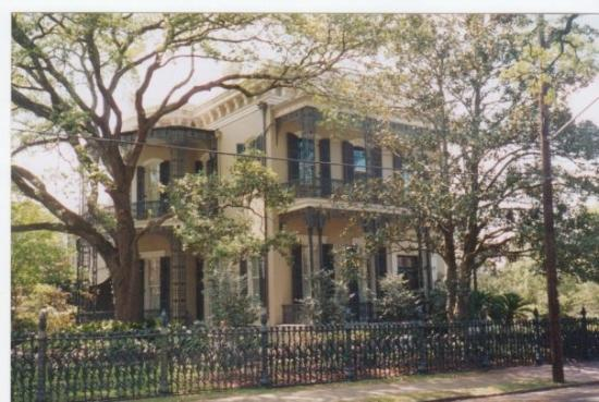 Nowy Orlean, Luizjana: The Garden District