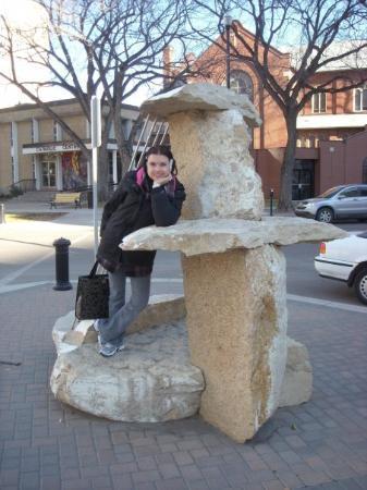 ซัสคาทูน, แคนาดา: con un poco de frio