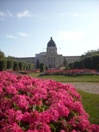 Legislative Building Photo
