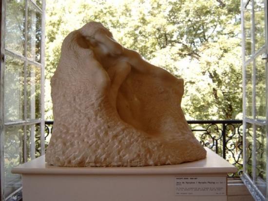 พิพิธภัณฑ์รอแด็ง: Musee Rodin, Sculpture by Rodin: Nymphs Playing
