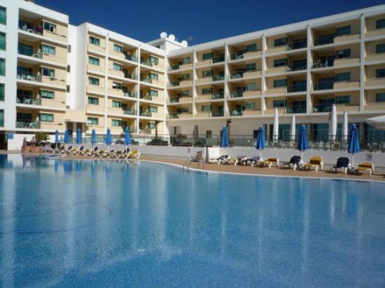 Monte Gordo, Portekiz: Hotelanlage
