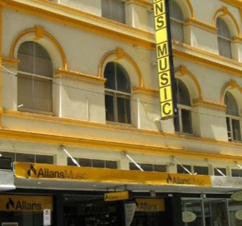Allans Music  - Picture of Adelaide, Greater Adelaide