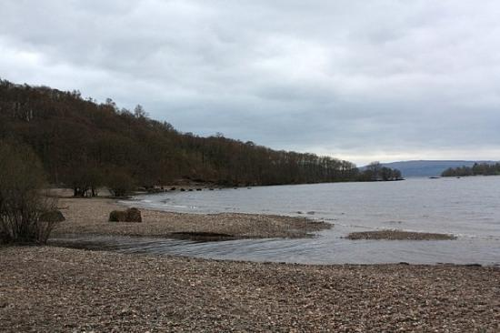 Loch Lomond and The Trossachs National Park ภาพถ่าย