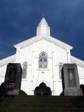 Fukuejima: 水の浦教会