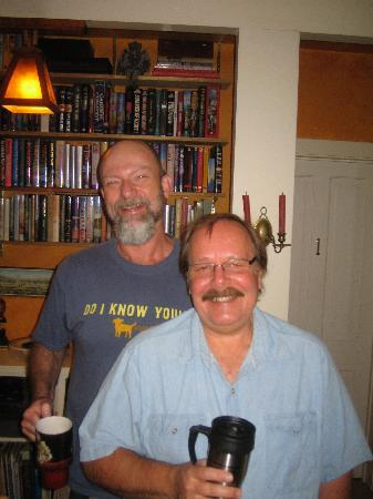 Arden Forest Inn: Our Innkeepers Corbet and Bill