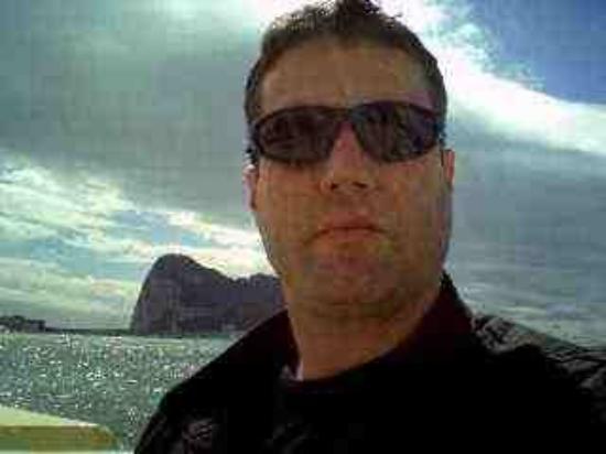 อัลเจกีราส, สเปน: The Rock 10 04 2009.