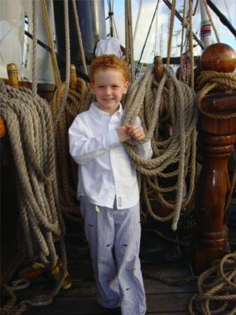 Brig Unicorn Day Sail: Soufriere, Caribbean