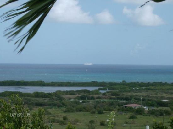คริสเตียนสเต็ด, เซนต์ครอย: Overlooking Green Cay