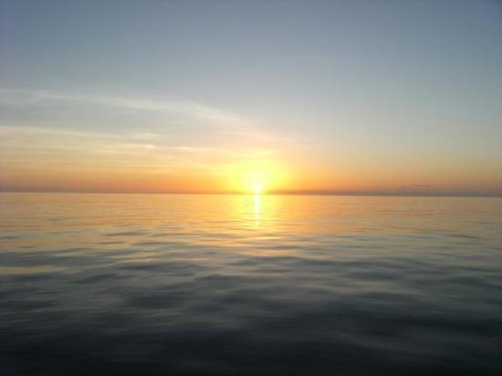 Gladstone, Avustralya: sunrise
