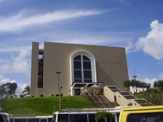 Miraflores Visitor Center: Esclusas de Miraflores - Canal de Panamá