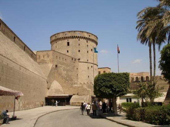 Citadel (Al-Qalaa): Citadel of Salah-din