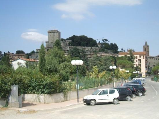 Sarteano, إيطاليا: Sarteano, Tuscany