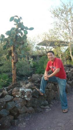 Santa Cruz, Ecuador: En busca del solitario George...