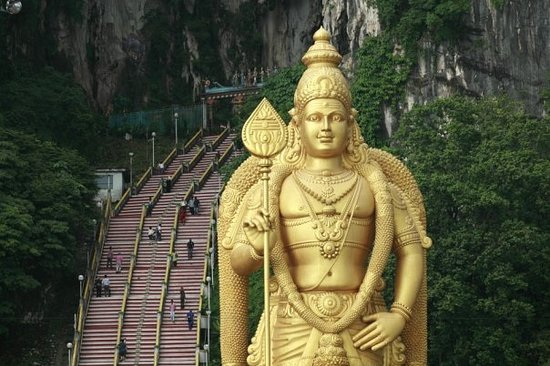 Genting Highlands, Malasia: Hindi Batu Cave