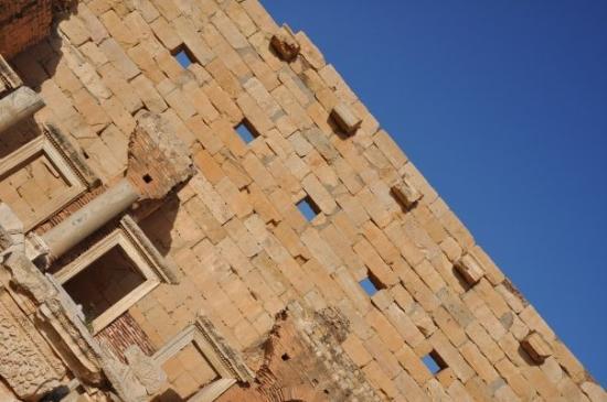 เลพติสแมกนา: Leptis Magna, Libia