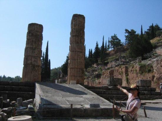 Temple of Apollo: Apollo Temple
