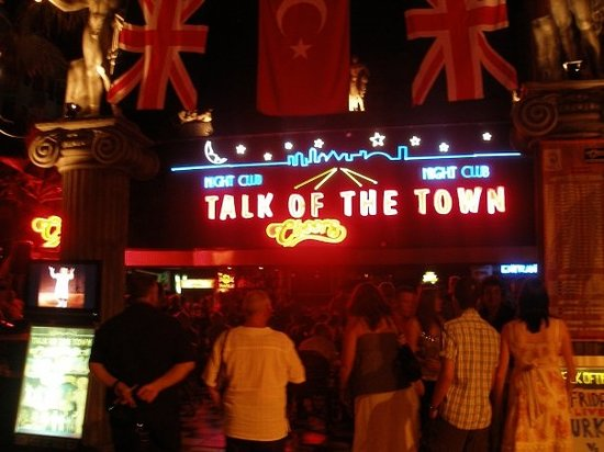 Talk of the Town : Top Show!