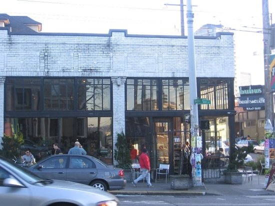 Bauhaus Books And Coffee Seattle