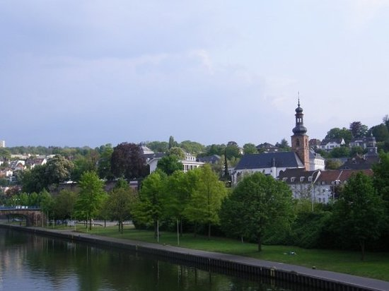 Saarbrücken, Alemania: Saarbrucken
