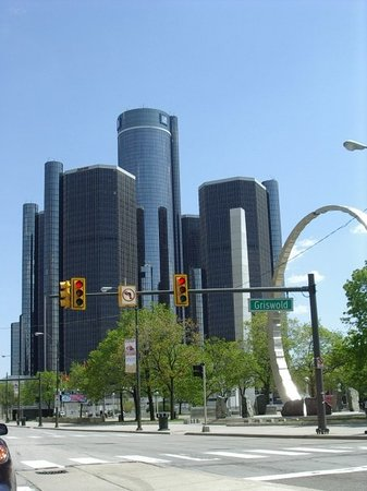 Détroit, MI : GM HQ