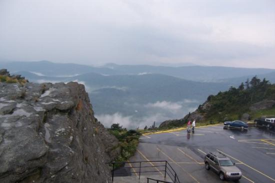 Black Mountain, NC: Grandfather Mountain