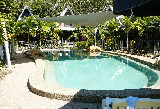 Canopy Chalets Great Pool & Great Pool - Picture of Canopy Chalets Magnetic Island - TripAdvisor