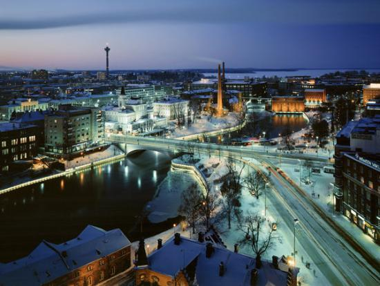 Тампере, Финляндия: Tampere