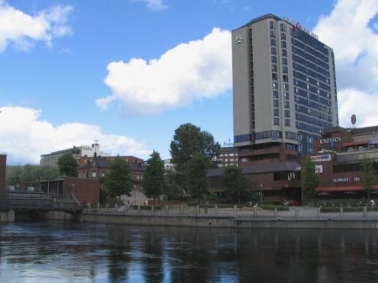 Tampere - Finland - Picture of Original Sokos Hotel Ilves, Tampere - TripAdvisor