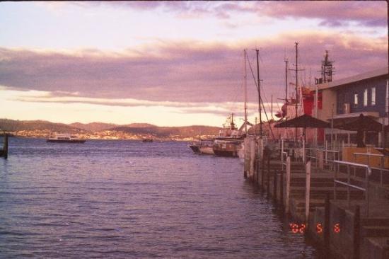 Sullivans Cove : Hobart, Tasmania