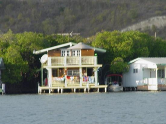 House Boats in La Parguera