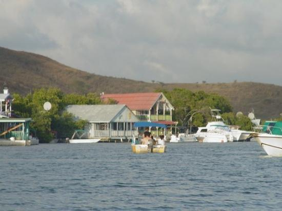 House Boats in La Parguera