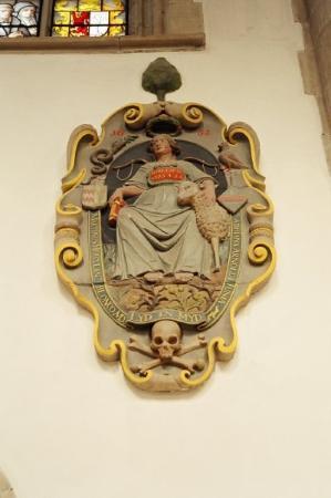 เกาดา, เนเธอร์แลนด์: Death monument in St. Jeanskirk.