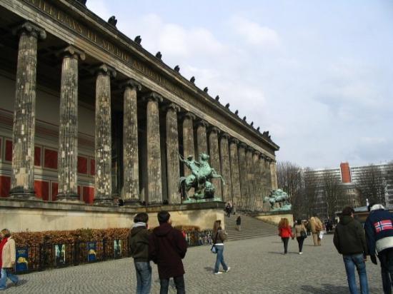 พิพิธภัณฑ์เปอร์กามอน: The Museumy thing.. =D