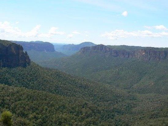 Scenic World Blue Mountains : Blue Mountains