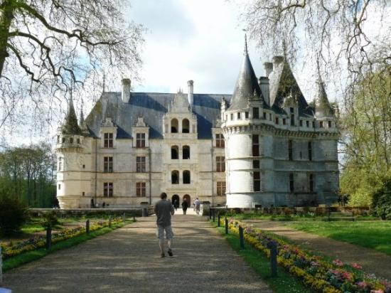 l 39 autre face du ch teau picture of azay le rideau loire valley tripadvisor. Black Bedroom Furniture Sets. Home Design Ideas