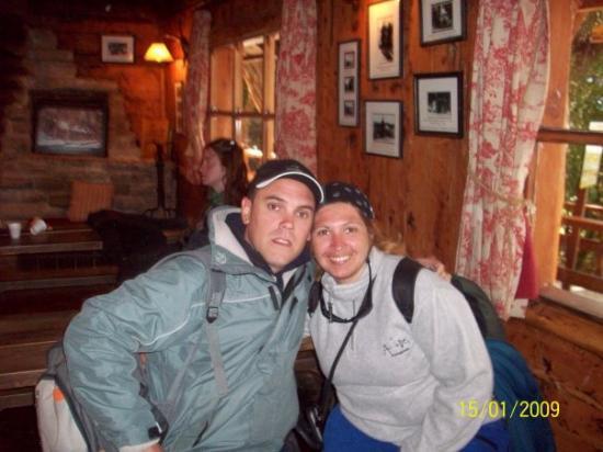 Disney's Cabin: San Carlos de Bariloche, Argentina. Isla Victoria.