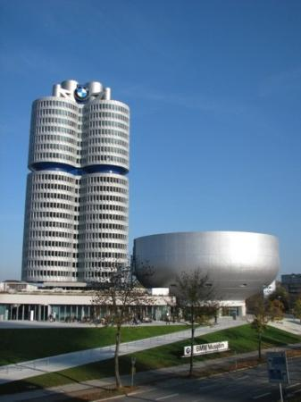 พิพิธภัณฑ์บีเอ็มดับเบิลยู: BMW Headquarters & BMW Museum