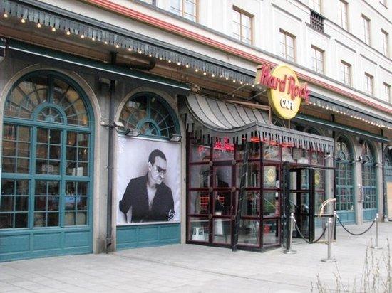 Hard Rock Cafe Stockholm