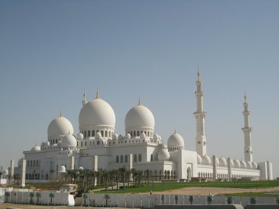Mosquée Cheikh Zayed : The Grand Mosque