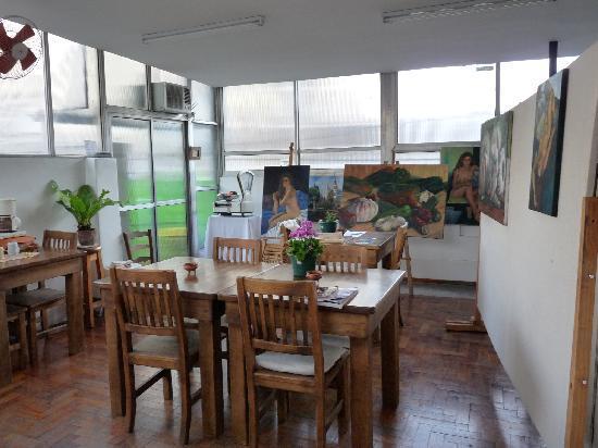 Tango Cozy Home: l'atelier de Jorge