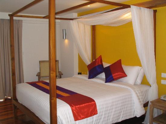 Club Med Phuket: 宿泊した部屋です。
