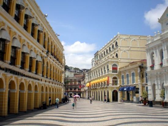 Largo do Senado - Picture of Largo do Senado (Senado