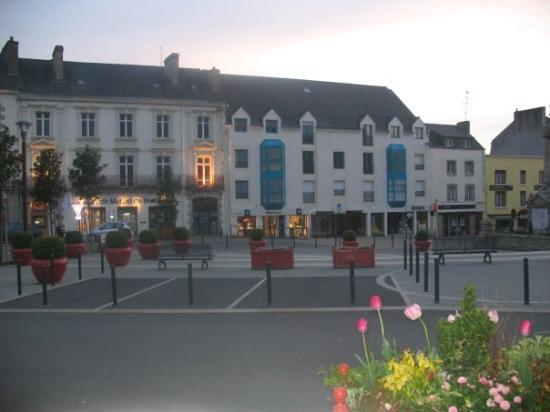 Hotel Le Saint Marc Ploermel